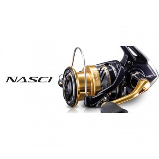 Макара Shimano NASCI 4000 FB
