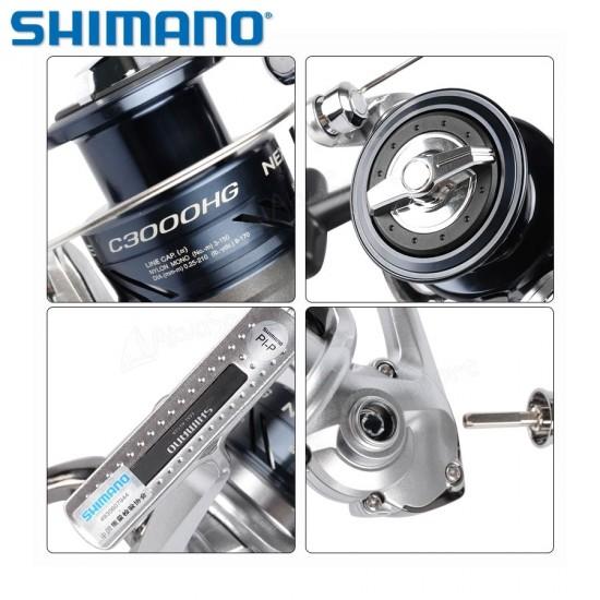Макара Shimano Nexave 3000 HGFE