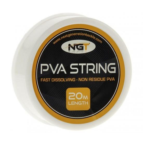 PVA конец а риболов NGT PVA String 20m
