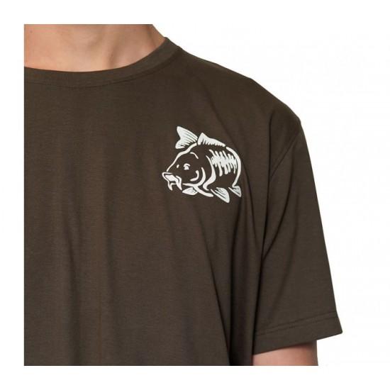 NGT Carpers Green T-Shirt Тениска