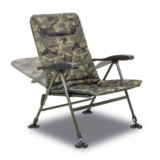Стол Solar Tackle UnderCover Camo Recliner Chair