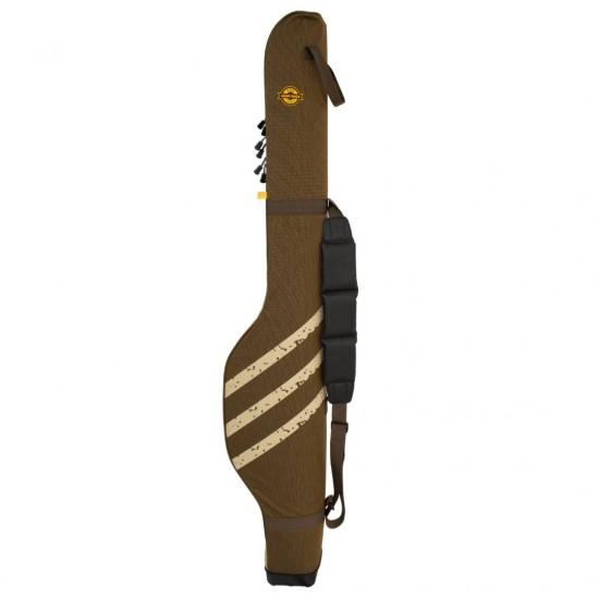 Троен твърд калъф Pro Tackle Hard Rod Case Force One 146см
