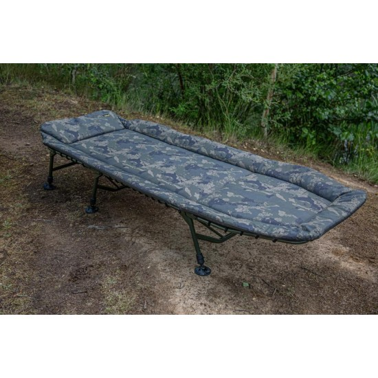 Легло Solar Tackle UnderCover Camo Bedchair